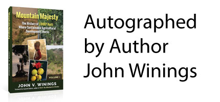 Autographed By John Winings